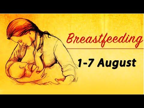 World Breastfeeding Week 2016 | 1 - 7 August | #Breastfeeding Awareness