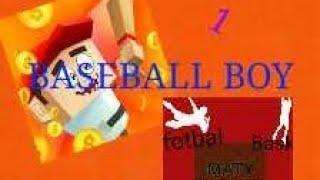 Baseball Boy 1
