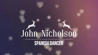 John Nicholson (51) performing Spanish Dancer (Roxburgh)
