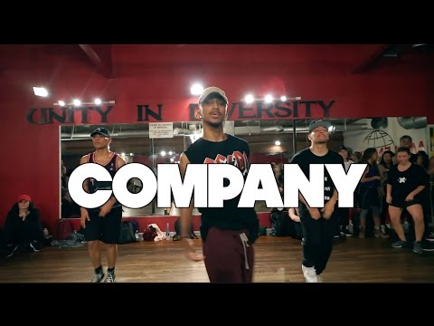 Company - Justin Bieber - Alexander Chung