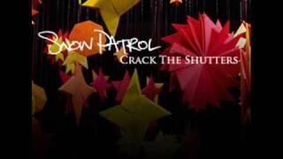 Snow Patrol - The Lightning Strike (With Lyrics)