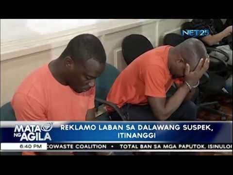 2 Liberian national na dawit sa paggawa ng fake dollars, arestado
