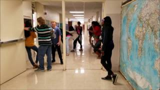 mannequin challenge southwest high school