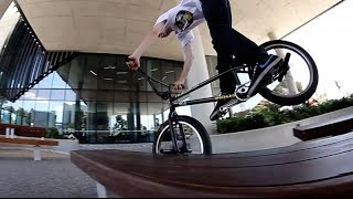 "FOCALPOINT BMX - ""THE PACKAGE"" MIXTAPE 1"