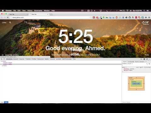 03- HTML5 pt.1 - arabic