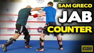 Counter the Jab with a Simple Combo - By Sam Greco