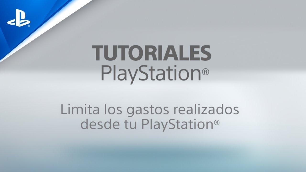 Tutorial Control Gastos | PlayStation Store