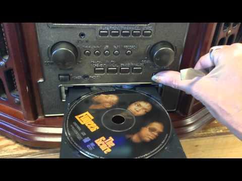 ITRR-501 cd tray won't open