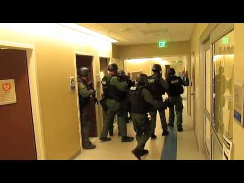 Shooting Rampage at Scripps Hospital,Encinitas AN EMERGENCY DRIIL - NOT REAL June 6, 2014