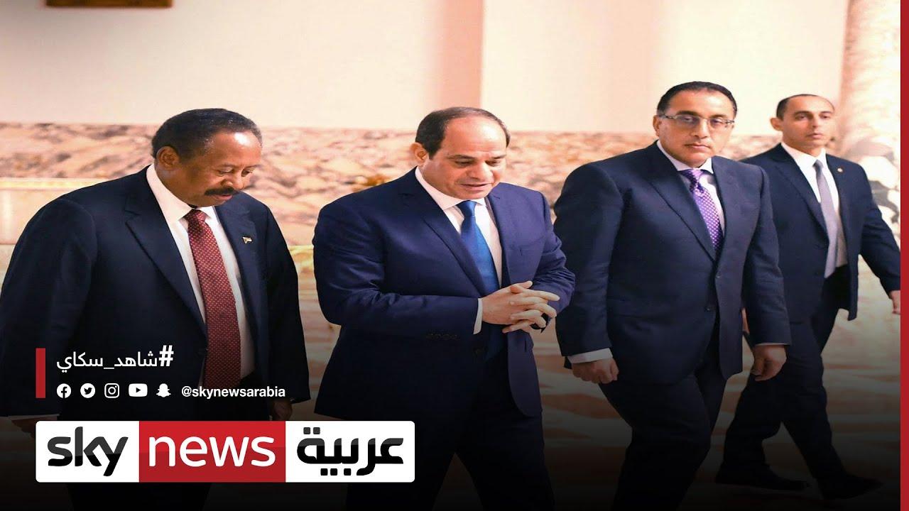 وصول الرئيس المصري عبد الفتاح السيسي إلى السودان في زيارة تركز على سد النهضة والتعاون العسكري  - نشر قبل 4 ساعة