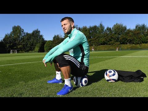 Jack Wilshere returns to Arsenal training |  Mikel Arteta explains why