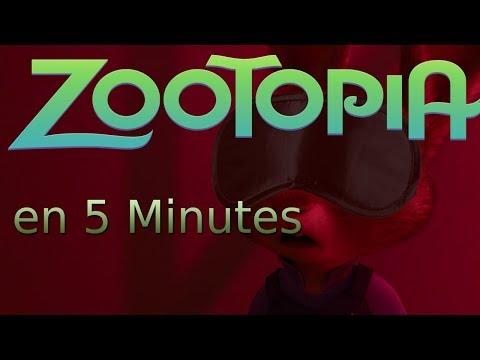 Zootopia 5 min