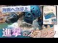 【進撃のズゴック(海面へ急浮上するズゴックのジオラマ)】に挑戦!/新ジオラマル…