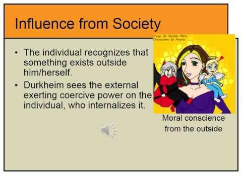 Durkheim and Collective Conscience