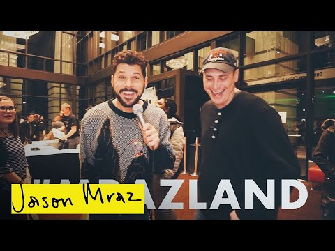 #Mrazland: Fan Interviews | Jason Mraz