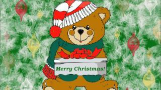 Funny Xmas Song - I Saw Daddy Kissing Santa Claus.wmv