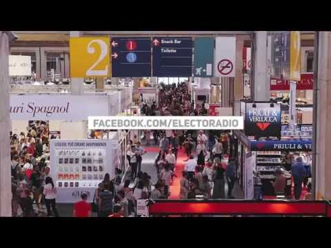 Electo Radio @ Salone Del Libro 2015
