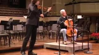 """J.S.BACH: """"Erbarme Dich"""" - No. 39 Matthäus Passion"""