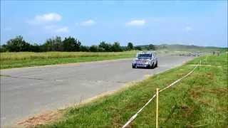 Rallye Guru Team. 2 Dolná Strehová. 2013 06.22. Oláh László & Fodor Ernő . Thumbnail