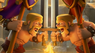 Clash of Clans recrutement clans virtuoz ouvrier