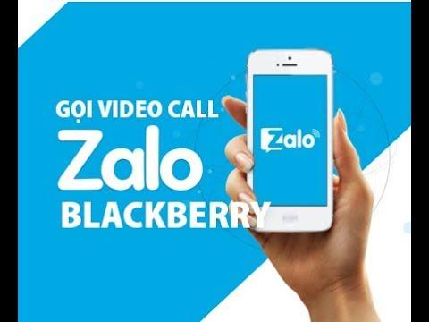 Tải Zalo cho Blackberry Passport (Có Video call) – Tải Zalo cho Blackberry BB10