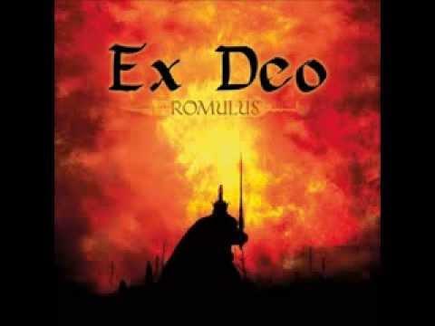 Ex Deo - Romulus (Full Album) (2009)