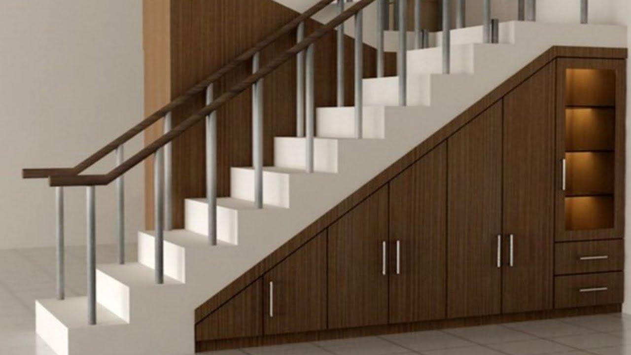 100 Creative Under Stairs Storage Ideas