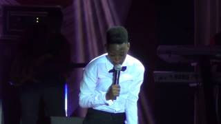 """Cry Tears For You"" [Romain Virgo] - Jasmine Murray & Spice Rock Band - A Night of Love, 2015"