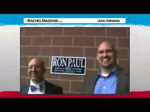 Ron Paul Campaign Under Investigation For Bribery Scheme - Rachel Maddow Show