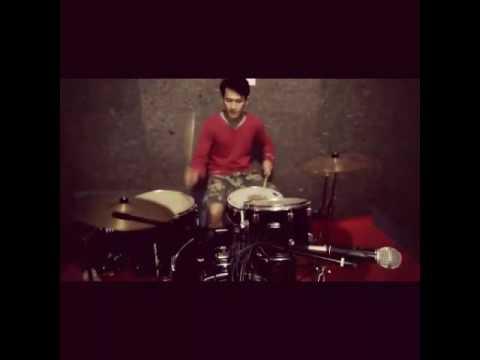Padi - Sang Penghibur (drum Cover)