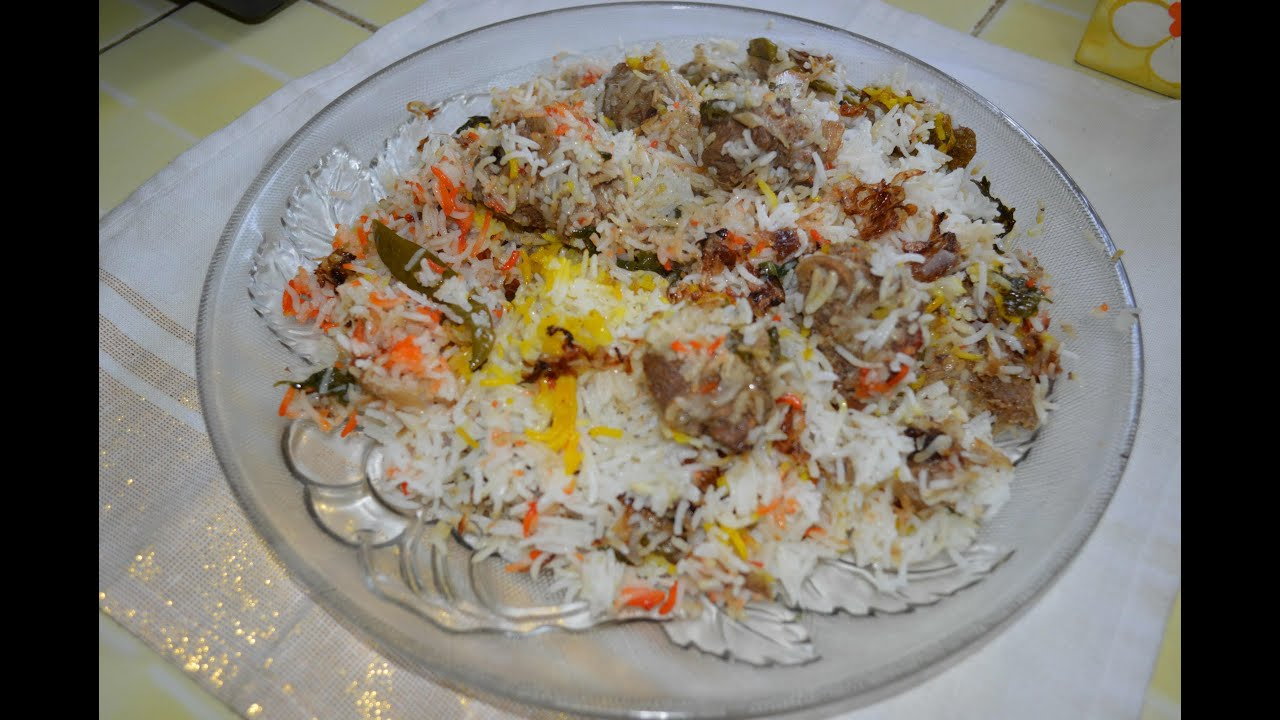 recipe: mutton dum biryani recipe in hindi [36]
