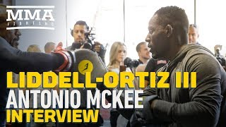 From 'Big Trouble' to 'Impressed,' Antonio McKee Talks Training Chuck Liddell For Tito Ortiz