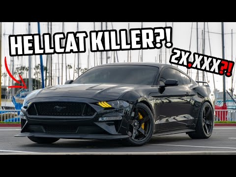 HERE IS HOW MUCH IT COST TO BUILD A 800hp MUSTANG GT!!