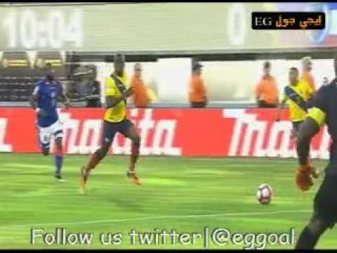 اهداف مباراة الإكوادور وهايتي | بطولة كوبا أمريكا 2016
