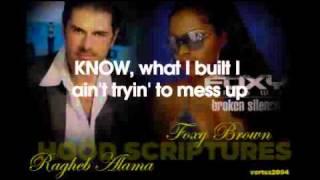 Foxy Brown Feat. Ragheb Alama   - SAHRANE-