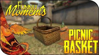 Picnic Basket │ CS GO Funny Moments