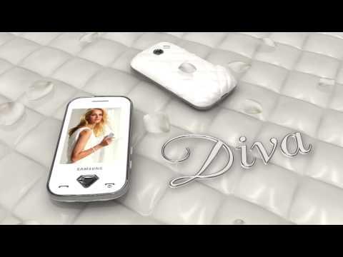 Novo Samsung Diva