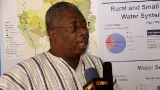 Ofori Maccarthy on monitoring - Water Forum 2016
