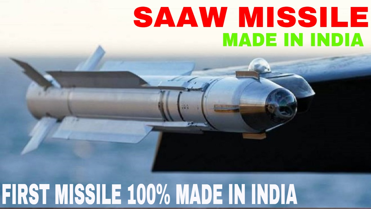 Saaw Test Successful India First 100 Made In India - Youtube
