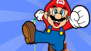 Super Mario Flash Full Gameplay Walkthrough