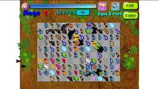 Бабочки маджонг во весь экран. Бабочки маджонг играть онлайн