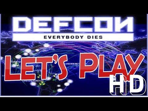 Defcon (Nuclear Warfare Simulator)