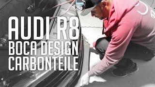 JP Performance - JP's Audi R8 | Boca Design Carbonteile