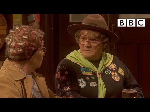 Winnie trips over her words - Mrs Brown's Boys Live - BBC One