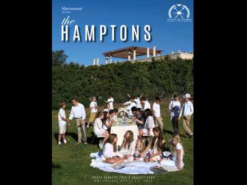 Marymount of Santa Barbara An Evening in White in the Hamptons 2016