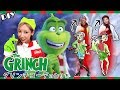 DIY : How to make Fashionable Cosplay 【The GRINCH】!│グリンチのおしゃれコス