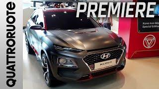 Hyundai Kona in anteprima da Seoul Quattroruote