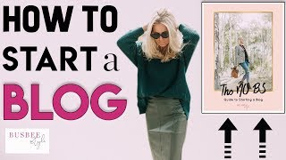How to Start a Blog | A Step by Step Beginner's Guide You Can Download IMMEDIATELY