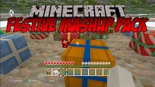 Minecraft: Festive Mash-Up Pack - FINDING SANTA