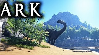 ARK: SURVIVAL EVOLVED #1 - Muerte por dinosaurio | Gameplay Español